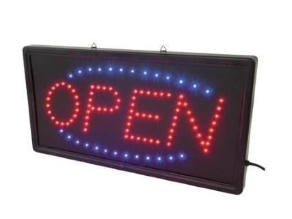 LED Silt  OPEN  3lm