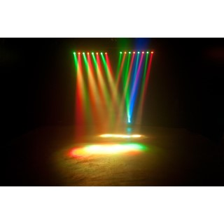 Lightening effect AMERICAN DJ Sweeper Beam QUAD LED DMX  81W  3,4° RGBW