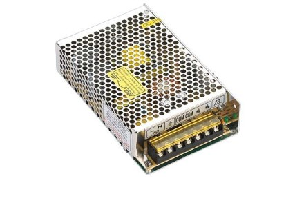 LED power supply unit  5V DC  50W  IP20