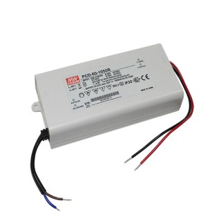 LED driver MEAN WELL 1050mA  PCD-60-1050B 34-57V  60W  IP42