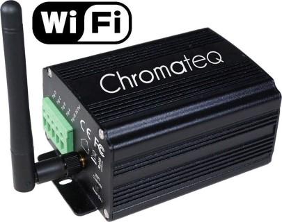 DMX juhtplokk CHROMATEQ LPSA-WIFI