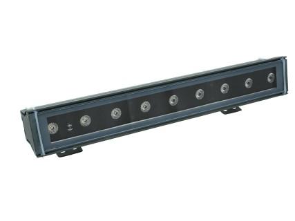 LED Seinavärvija LED Seinavärvija  LED IP T500 TCL 9x3W 15° must  30W  15° IP65 RGB
