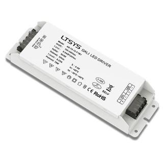 LED power supply unit LED power supply unit LTECH 12V DC AD-75-12-F1M1 (0-10V / PUSH DIM) 230V 75W