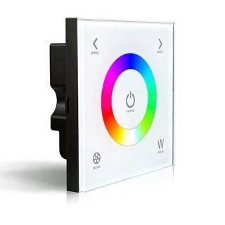 Control panel Control panel LTECH DX4 1 zone, 2.4GHz + DMX512 white 230V RGBW RGBW