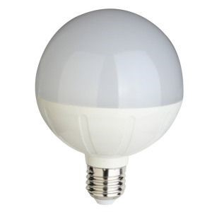 LED bulb AIGOSTAR A5 G95 white  15W 1200lm E27 180° IP20 warm white 3000K