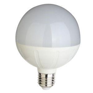 LED bulb LED bulb AIGOSTAR A5 G95 230V 15W 1200lm CRI80 E27 180° IP20 3000K warm white