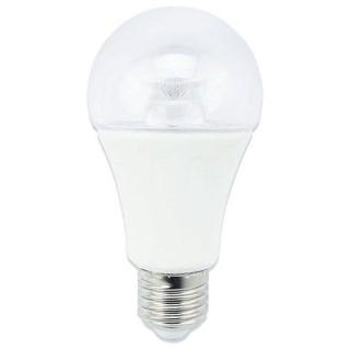 LED-lamppu AIGOSTAR C5 A60B 230V 8W 600lm CRI80 E27 280° 3000K lämmin valkoinen
