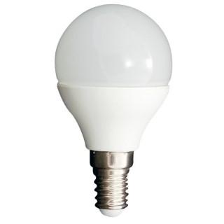 LED bulb LED bulb AIGOSTAR A5 G45B 230V 4W 310lm CRI80 E14 280° IP20 3000K warm white