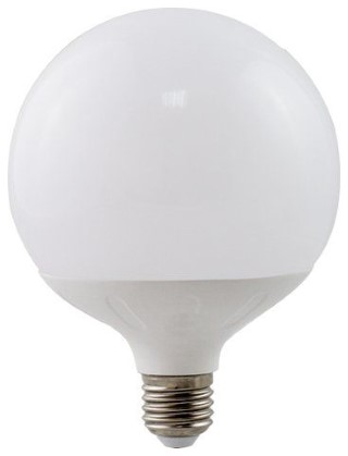 LED bulb LED bulb AIGOSTAR A5 G120 230V 20W 1700lm CRI80 E27 180° IP20 6500K cold white