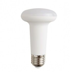 LED Pirn AIGOSTAR A5 R63 230V 9W 790lm CRI80 E27 170° 6500K külm valge