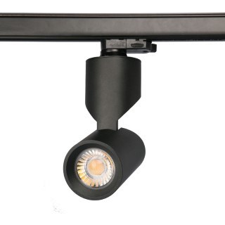 LED track lighting PROLUMEN Paris black  30W 2700lm  38° pure white 4000K