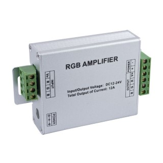 Signal amplifier  3x4A 12-24V  144-288W  IP20