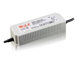 LED блок питания GLP POWER 24V DC GPV-150-24  150W  IP67