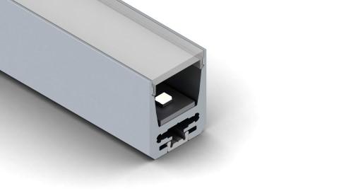 Aluminium profile  Alu Swiss 20