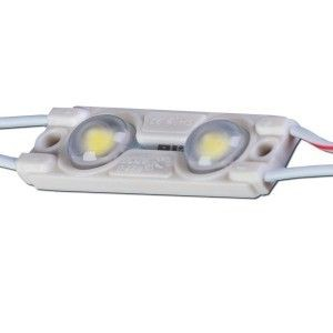 LED module  MLD-2835-2W-LENS 12V  42lm  160° IP67 warm white 3000K