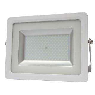LED valonheitin  Slim valkoinen  100W 8000lm  120° IP65 päivänvalkoinen 4000K
