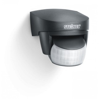 Motion detector  Steinel STL-600419 black  500W  120° IP54