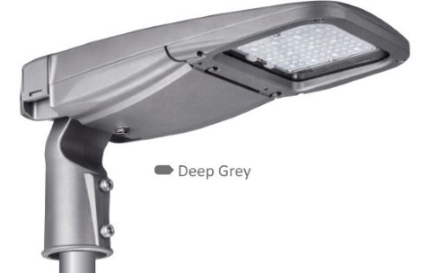 LED street light PROLUMEN KS gray  25W 2875lm  IP66 pure white 4000K