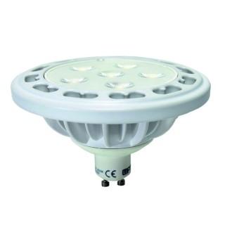 LED Pirn LED Pirn  AR111/GU10  12W 960lm CRI80 GU10 36° IP20 3000K soe valge