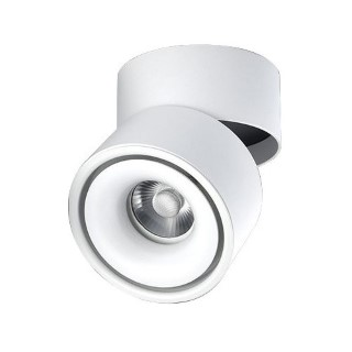 LED downlight REVAL BULB FD 360°C DIM white  12W 1100lm  30° IP20 warm white 3000K