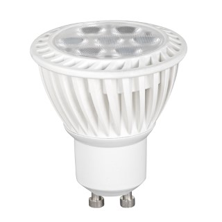 LED bulb  UL DIM white  6,5W 580lm GU10 45° warm white 2700K
