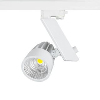 LED track lighting PROLUMEN Berlin white  35W 3156lm  38° pure white 4000K