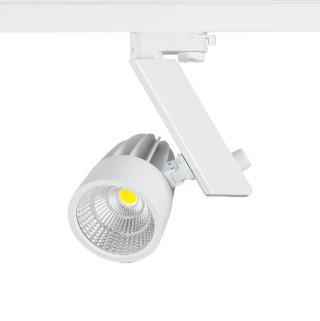 LED Siinivalgusti LED Siinivalgusti PROLUMEN Berlin valge  35W 3156lm CRI80  38° 4000K päevavalge