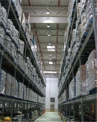 LED Tööstus prožektor PROLUMEN H5 hõbedane  240W 30000lm  IP66 päevavalge 4000K