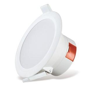LED Allvalgusti LED Allvalgusti AIGOSTAR E5 valge ring 10W 850lm CRI80  90° IP44 4000K päevavalge