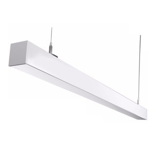 LED luminaire PROLUMEN Linear 3 1200 white  40W 4000lm  180° pure white 4000K