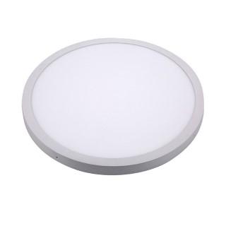 LED ceiling light LED ceiling light PROLUMEN MAYA 600 Ø white round 230V 48W 3600lm CRI80 120° IP20 3000K warm white