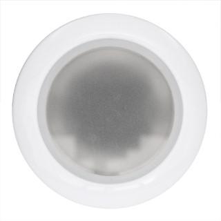 Кольцо для светильника направленного освещения  UL MR16 12V белый круглый GU5.3 IP44
