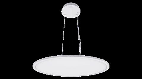 LED панель PROLUMEN 600 DIM Pendant белый круглый 230V 45W 3240lm CRI80 120° IP40 3000K теплый белый