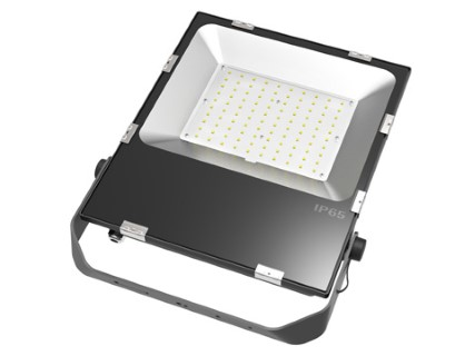 LED floodlight PROLUMEN FL2 black  150W 19500lm  120° IP65 cold white 5000K