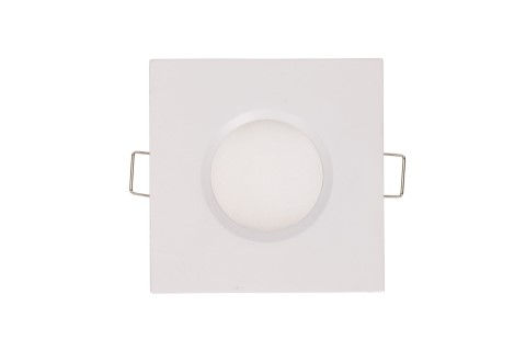Luminaire frame  BCL-03 white square  IP44