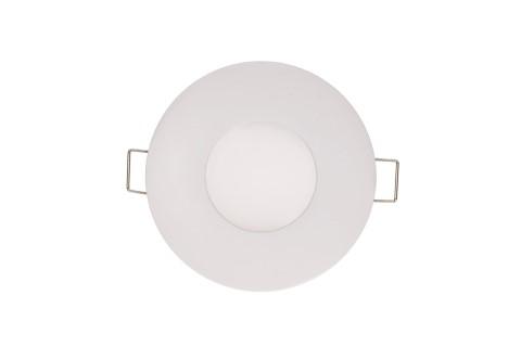 Valaisinkehys  4869 valkoinen kierros  IP44