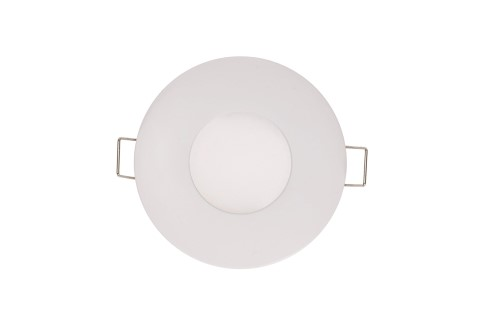 Рамка светильника Рамка светильника  BCL-01 белый круглый  IP44