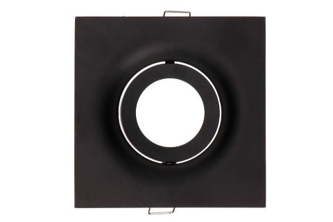 Luminaire frame  BCR 2 black square