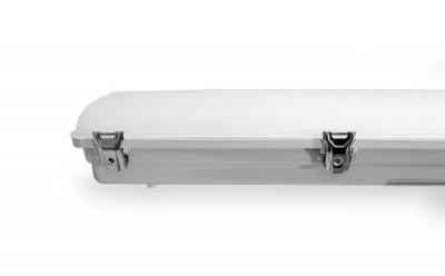 LED industrial light TPB 1500 230V 60W 7500lm CRI80 120° IP65 4000K pure white