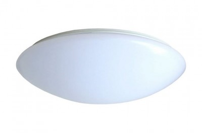 LED dome light  Bona with sensor white round 12W 720lm  120° IP20 pure white 4000K