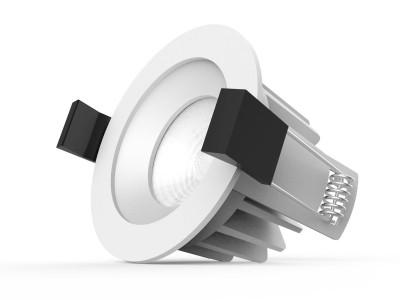 LED Allvalgusti PROLUMEN DL64 DIM valge 230V 10W 900lm CRI80 36° IP40 3000K soe valge