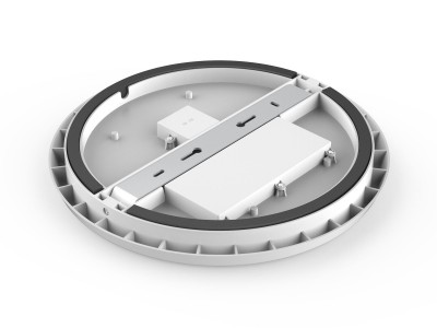 LED Plafoon PROLUMEN AL08 D300 liikumiasanduriga valge 230V 25W 2550lm CRI80 120° IP54 4000K päevavalge