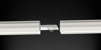 LED светильник PROLUMEN Hi-Slim (ASYM)  40W 5200lm  IP20 теплый белый 3000K