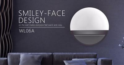 LED Seinavalgusti PROLUMEN WL06A must  12W 900lm  120° IP54 soe valge 3000K