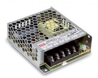LED power supply unit MEAN WELL 12V DC  LRS-50-12  50W  IP20