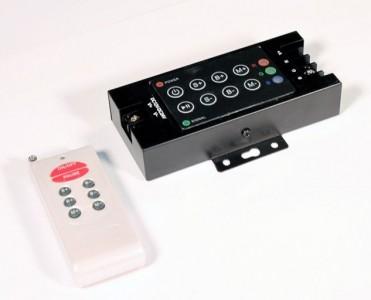 LED Riba pult + juhtplokk  RGB 12V v2 12-24V  48-96W  IP20