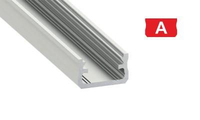 Alumiiniumprofiil LUMINES SILEDA 2m hõbedane