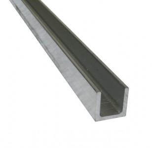 Алюминиевый профиль Алюминиевый профиль  U profiil