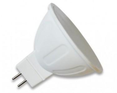 LED Pirn LED Pirn AIGOSTAR LED A5 MR16  12V 4W 300lm CRI80 G5.3 6500K külm valge