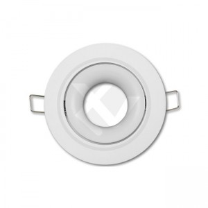 Ring for directional light  1078 white round